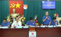 Đại hội Chi đoàn Đài Phát thanh và Truyền hình tỉnh Tiền Giang nhiệm kỳ 2017 – 2019