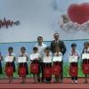 Bảo hiểm  AIA Tiền Giang khám sức khoẻ và tặng quà cho học sinh nghèo