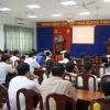 Khai giảng lớp Bồi dưỡng kết nạp Đảng khóa I năm 2017
