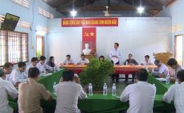 Hội đồng nhân dân tỉnh làm việc với HTX Bình Tây, huyện Gò Công Tây