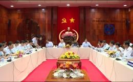 Tổng Thanh tra Chính phủ làm việc tại Tiền Giang