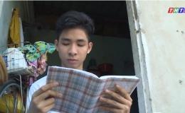 Nâng bước đến trường: Hoàn cảnh em Trần Nguyên Tâm
