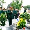 Dâng hương tưởng niệm Đại tướng Văn Tiến Dũng