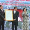 Lễ công bố Thị xã Gò Công đạt đô thị loại III