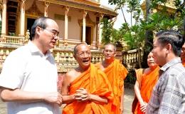 Đồng bào Khmer đồng hành với sự phát triển đất nước