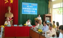 Hội thảo giải pháp khôi phục cây vú sữa Lò Rèn Vĩnh Kim