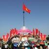 """Quảng Trị tổ chức Lễ thượng cờ """"Thống nhất non sông"""""""
