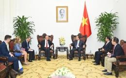 Thủ tướng Nguyễn Xuân Phúc: OFID tạo điều kiện để khu vực kinh tế tư nhân tiếp cận các nguồn lực