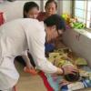 Bệnh tay, chân, miệng ở Tiền Giang đang tăng cao