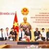 Ký kết Nghị quyết liên tịch quy định chi tiết các hình thức giám sát và phản biện xã hội của MTTQ Việt Nam