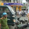 Tai nạn giao thông ngã tư Lý Thường Kiệt – Trần Hưng Đạo