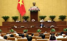 Tuần này, Quốc hội xem xét thông qua nhiều dự thảo luật, nghị quyết quan trọng
