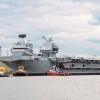 'Trình làng' chiến hạm hùng mạnh nhất lịch sử Hải quân Anh