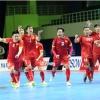 Đội tuyển futsal Việt Nam tập trung chuẩn bị cho SEA Games 29