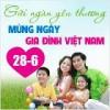 Ý nghĩa ngày Gia đình Việt Nam 28/6