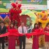 Khai trương nhà sách và khu vui chơi Happy Kids tại Tiền Giang