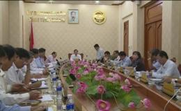 UBND tỉnh Tiền Giang họp thành viên