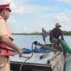 Tiền Giang: Phát hiện 56 trường hợp khai thác cát trái phép