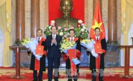 Ông Lê Hồng Quang – Phó Bí thư thường trực Tỉnh uỷ Tiền Giang được bổ nhiệm Phó Chánh án TAND tối cao