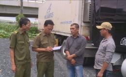 Cảnh báo thủ đoạn trộm tài sản trên xe tải đường dài
