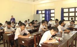 Tiền Giang bước vào ngày thi thứ 2 Trung học phổ thông Quốc gia 2017