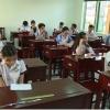 Hơn 17.300 học sinh thi tuyển sinh lớp 10