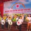 Kể chuyện Bác Hồ và giao lưu văn nghệ Hội trại Ước mơ hồng 2017
