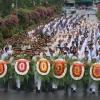 Lãnh đạo tỉnh Tiền Giang viếng Nghĩa trang Liệt sĩ tỉnh nhân kỷ niệm 70 năm Ngày Thương binh – Liệt sĩ
