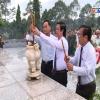 Lãnh đạo tỉnh Tiền Giang viếng Nghĩa trang Liệt sĩ và tổ chức lễ kỷ niệm 70 năm Ngày Thương binh – Liệt sĩ (27/7/1947-27/7/2017)