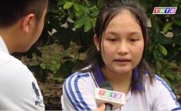 """Nâng bước đến trường """"Hoàn cảnh em Nguyễn Thị Phương Cương"""""""