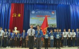 Trường Đại học Tiền Giang làm lễ ra quân chiến dịch Thanh niên tình nguyện hè 2017