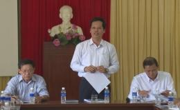 Thông báo về việc tổ chức kỳ họp thứ 4, HĐND tỉnh Tiền Giang khóa IX