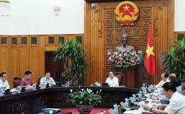 Thủ tướng lần đầu làm việc với Tổ tư vấn kinh tế