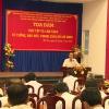 Tọa đàm học tập và làm theo tư tưởng, đạo đức, phong cách Hồ Chí Minh