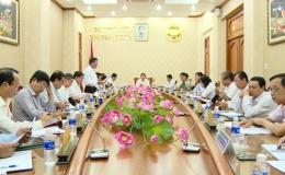 UBND tỉnh Tiền Giang họp thành viên tháng 7/2017