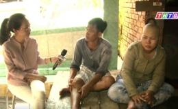 Địa chỉ nhân đạo :Hoàn cảnh chị Trịnh Thị Hoàng Yến, khu 2, thị trấn Cái Bè, tỉnh Tiền Giang