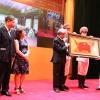 Gặp mặt kỷ niệm 72 năm Ngày truyền thống Công an nhân dân