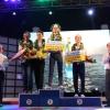 Lâm Sơn Hải vô địch 'Đường đến vinh quang 2017′