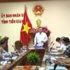 Phó Chủ tịch UBND tỉnh Lê văn Nghĩa đối thoại, giải quyết khiếu nại của công dân