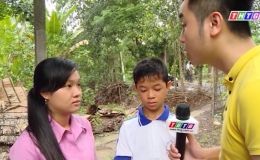 """Nâng bước đến trường hoàn cảnh em """"Trần Thị Huỳnh Như"""""""