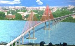Ngày 29-9, hợp long cầu Vàm Cống bắc qua sông Hậu