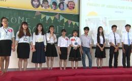 Trường Đại học Tiền Giang tổ chức thi hùng biện tiếng Anh