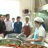 HĐND giám sát an toàn vệ sinh thực phẩm tại Thị xã Cai Lậy