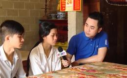 Nâng bước đến trường hoàn cảnh em Nguyễn Thị Kim Ngân