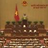 Quốc hội thảo luận dự án luật thủy sản (sửa đổi).