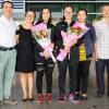 Cầu lông Việt Nam đoạt Huy chương đồng châu Á
