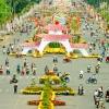 Tp. Mỹ Tho triển khai kế hoạch tổ chức đường hoa Hùng Vương tết Mậu Tuất 2018