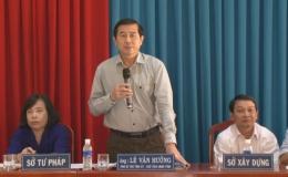 Chủ tịch UBND tỉnh giải quyết khiếu nại của ông Huỳnh Văn Tấn