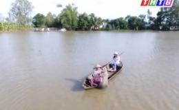 Nâng bước đến trường: Hoàn cảnh em em Huỳnh Thị Thúy Hằng