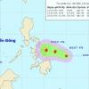 Tin mới nhất về áp thấp nhiệt đới gần Biển Đông